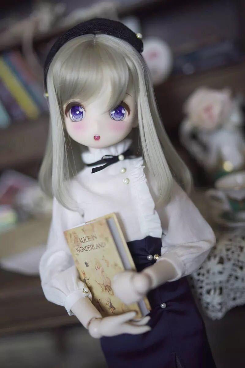 BJDドール用衣装セット MDDサイズ 球体関節人形 doll 洋服 女用_画像2