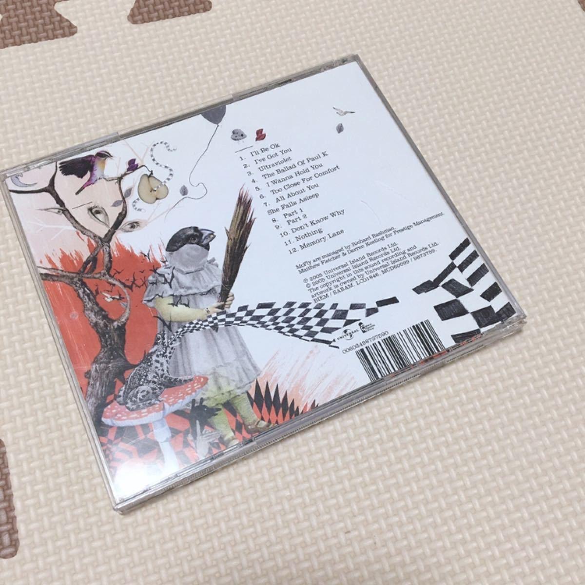 洋楽 / McFly マクフライ / WonderlandCD