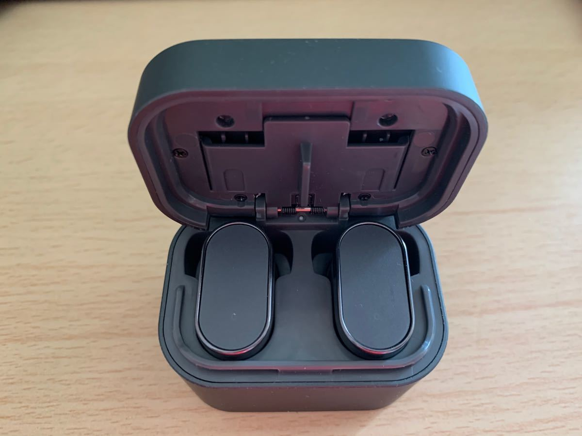 【外箱付】Bluetooth5.0 ペアリング 完全ワイヤレスイヤホン