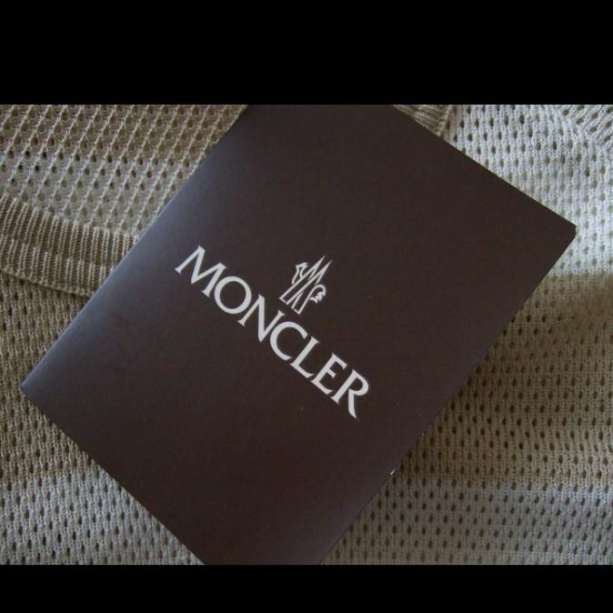 MONCLER モンクレール ボーダー ニット カットソーTシャツ ニットソー
