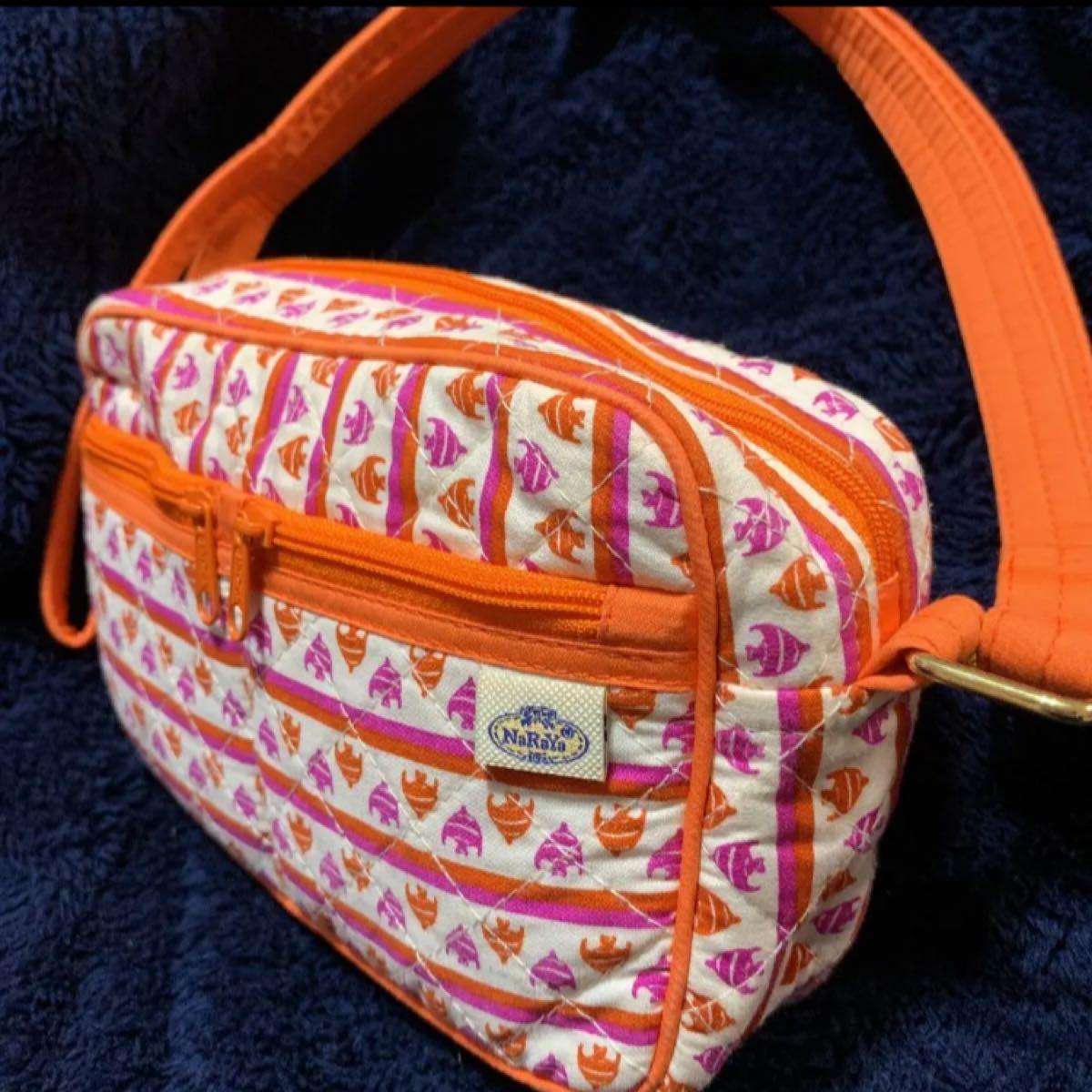 タイで人気《NaRaYa》ショルダーバッグ 未使用自宅保管品