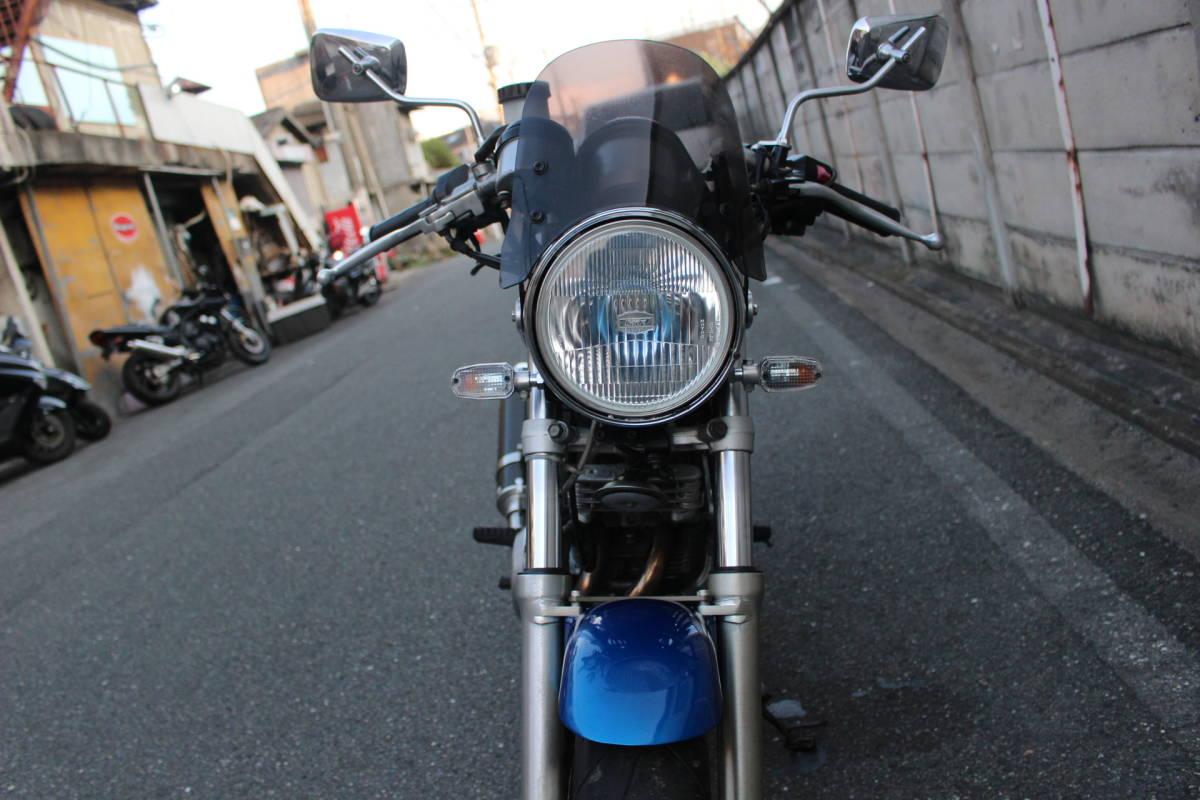 「大阪~美車 整備済み SRX400 走行少な目 エンジン好調 程度良好 即決サービス有り お引き取り、全国陸送、フェリー発送OK!」の画像3
