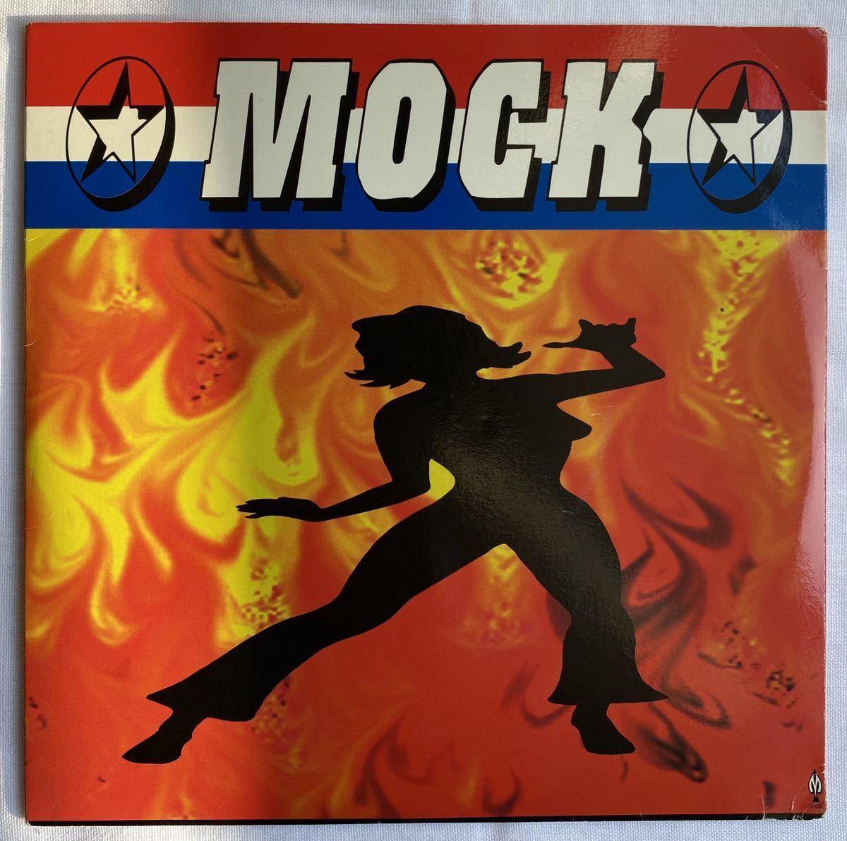 廃盤7EP MOCK PITY sk8 COCOLO オルタナティブロック Reggae PUNKパンクニューウェーブハードコアoi