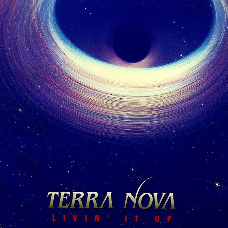 ◆◆TERRA NOVA◆LIVIN' IT UP テラ・ノヴァ リヴィン・イット・アップ 96年作 国内盤 即決 送料込◆◆