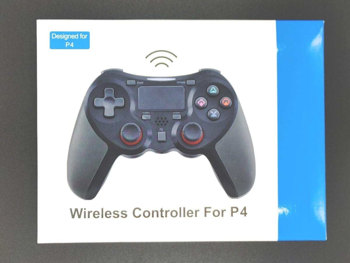 PS4 コントローラー ワイヤレス