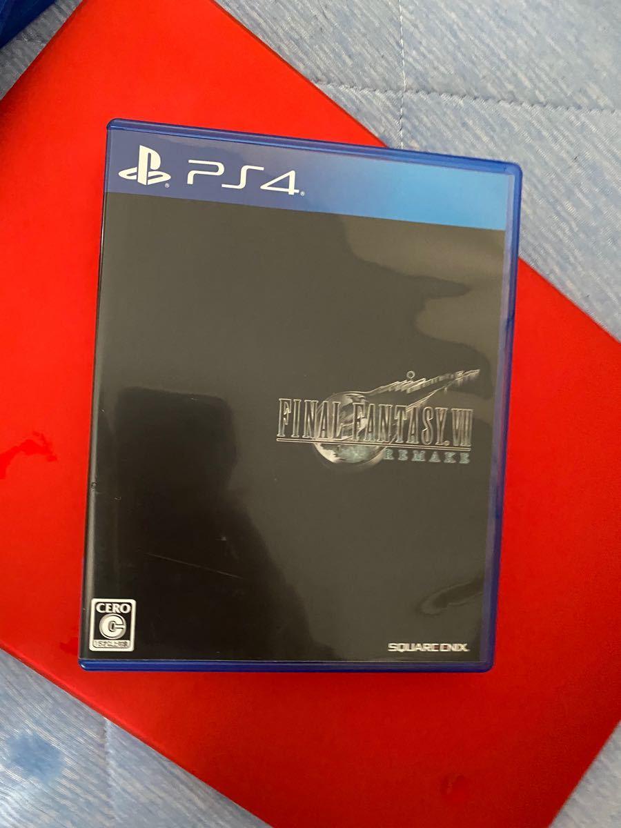 PS4 ファイナルファンタジー VII REMAKE