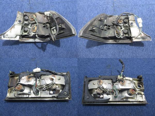 トヨタ純正 15 クラウン ロイヤルツーリング JZS155 後期 テールランプ ICHIKOH 30-250 30-249 セット_画像8