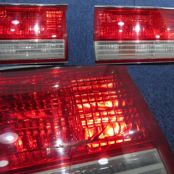 トヨタ純正 15 クラウン ロイヤルツーリング JZS155 後期 テールランプ ICHIKOH 30-250 30-249 セット_画像5