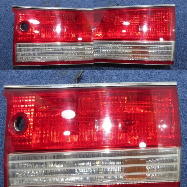 トヨタ純正 15 クラウン ロイヤルツーリング JZS155 後期 テールランプ ICHIKOH 30-250 30-249 セット_画像6