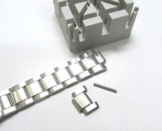 腕時計ベルト調整 工具セット コマ調整 コマ外し サイズ修理 交換キット 腕時計ベルト調整やサイズ調整に便利な工具セット_画像3