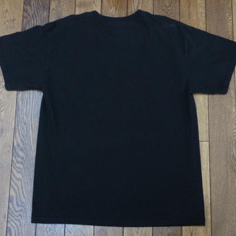 00s RED HOT CHILI PEPPERS Tシャツ L ブラック 半袖 ロゴ レッドホットチリペッパーズ レッチリ RHCP オフィシャル バンド ロック_画像6