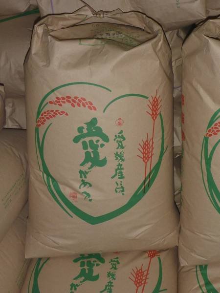 ☆ 令和2年産  新米 『有機鴨作』 農家直送 コシヒカリ 玄米30kg  無除草剤 無農薬 有機肥料栽培米☆_無農薬栽培 コシヒカリ玄米30kg