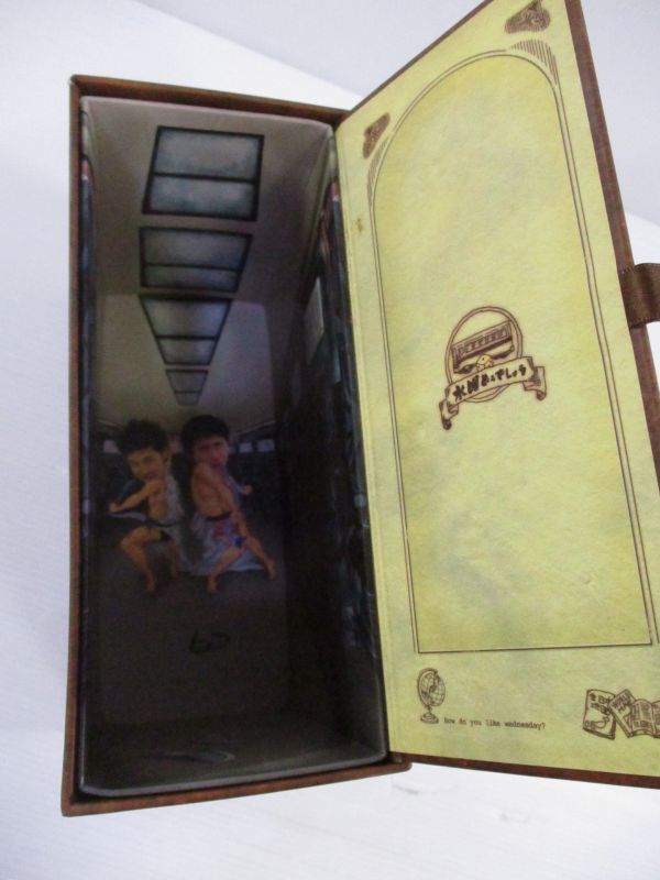 【箱のみ】水曜どうでしょう DVD全集 Vol.1_画像4