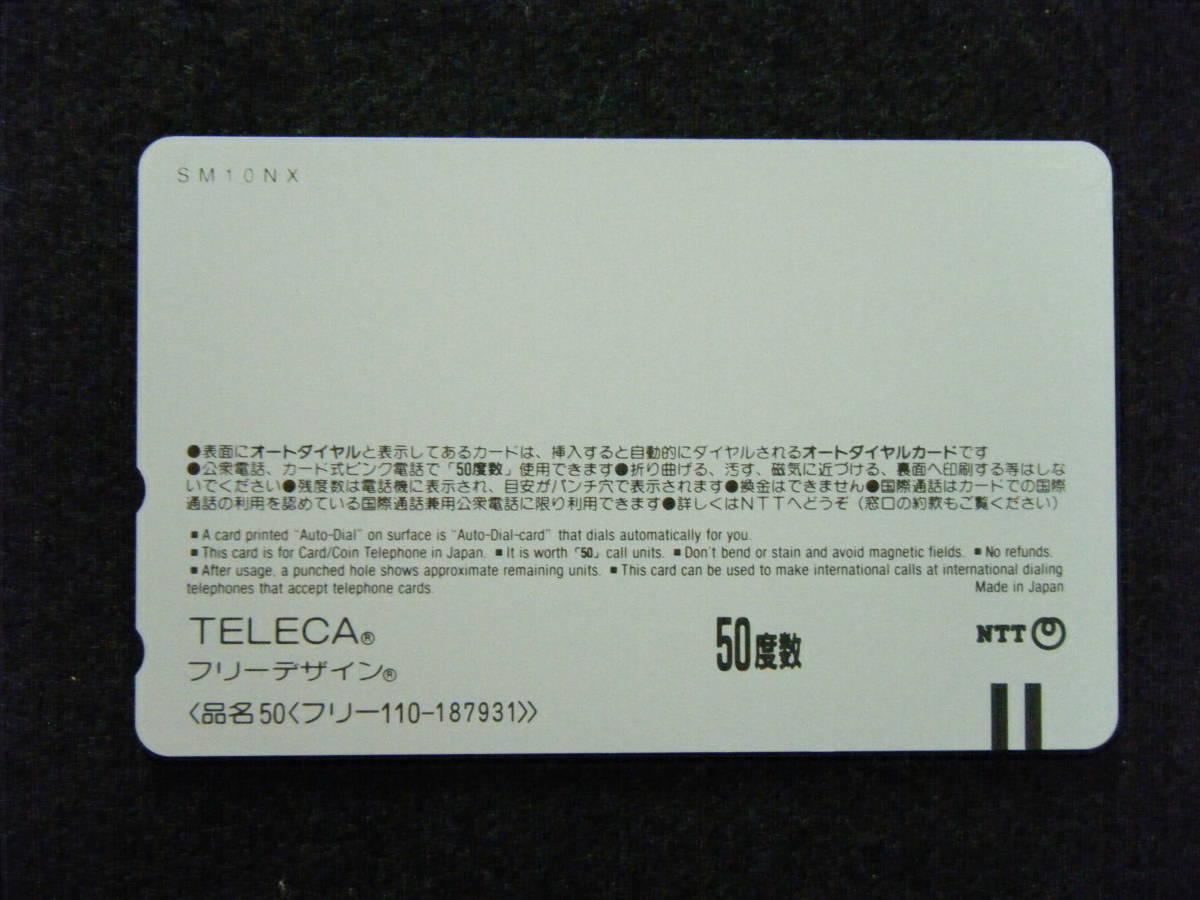 週刊ジャンプ 全プレ 封神演義/藤崎竜 テレカ 未使用 (Ryu Fujisaki)_画像2