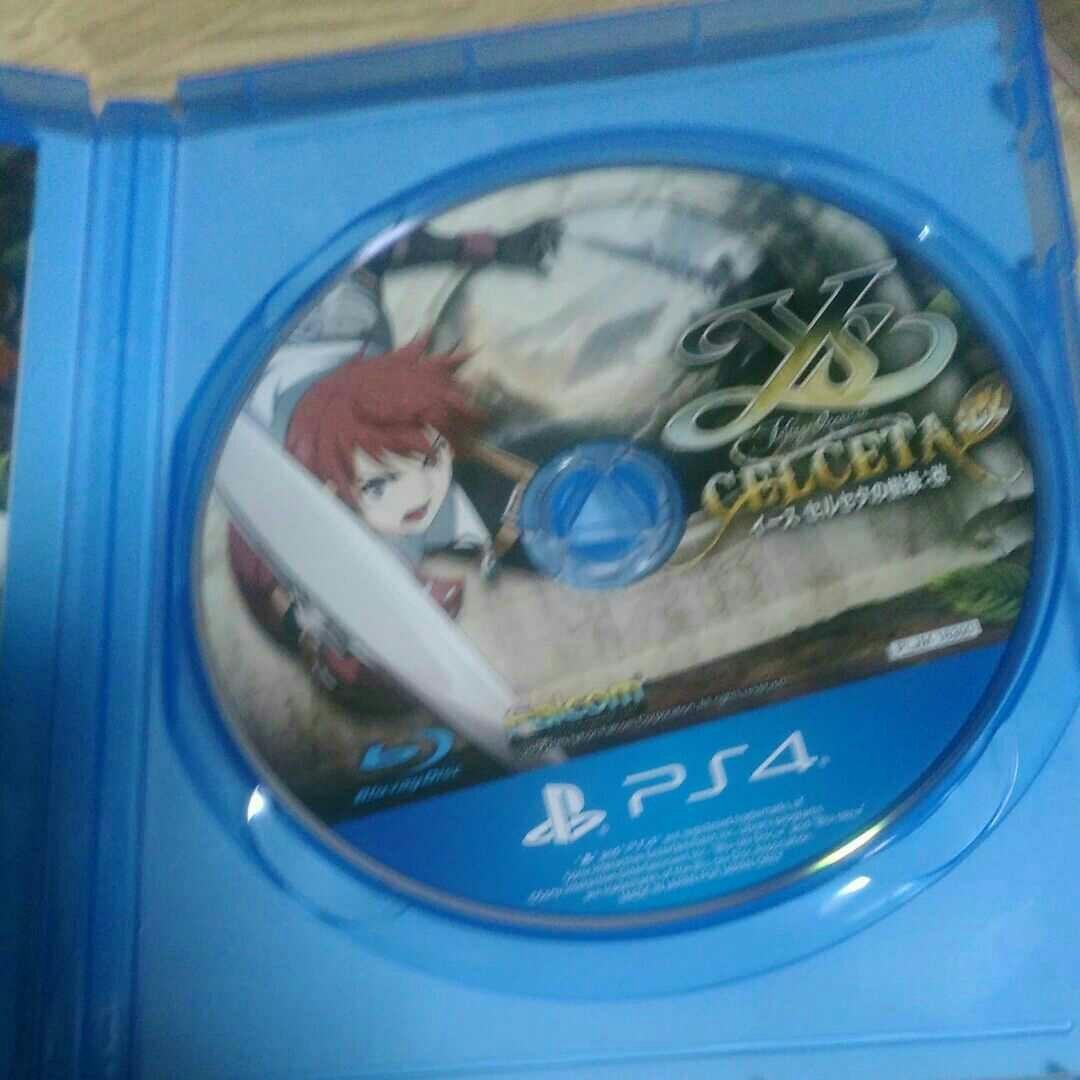 イース セルセタの樹海  PS4