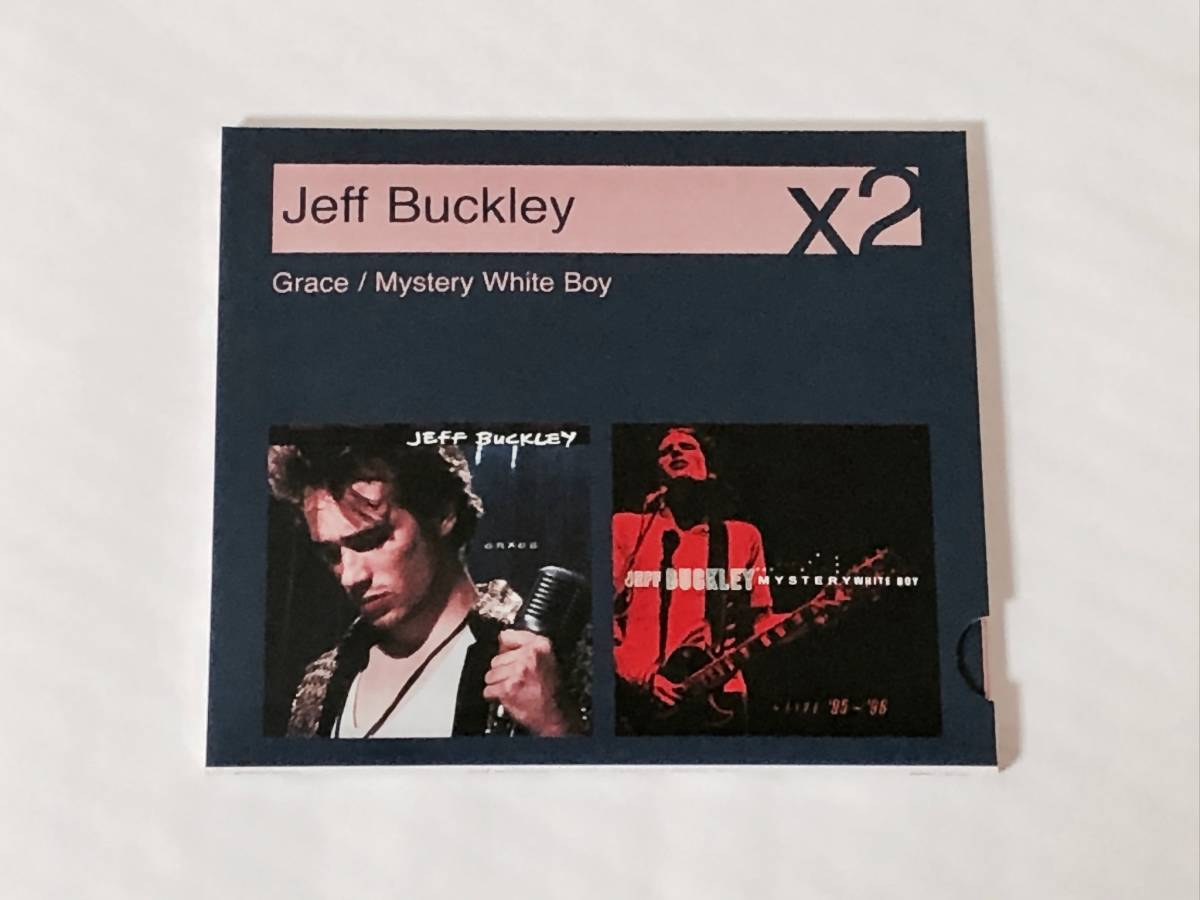 Jeff Buckley ジェフ・バックリィ Grace/Mystery White Boy 2枚組