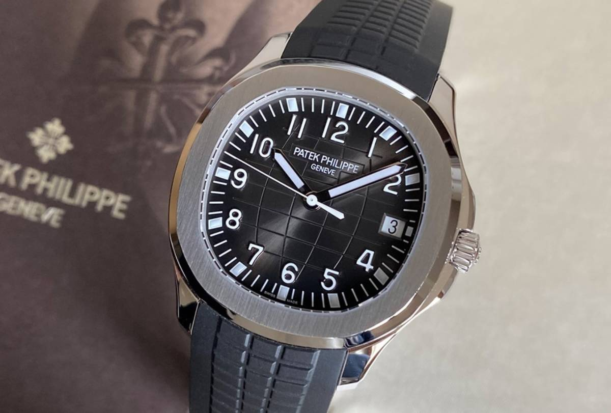 ★PATEK-PHILIPPE★パテックフィリップ AQUANAUT アクアノート 5167A-001最高級腕時計!!希少美品!!入手困難!!