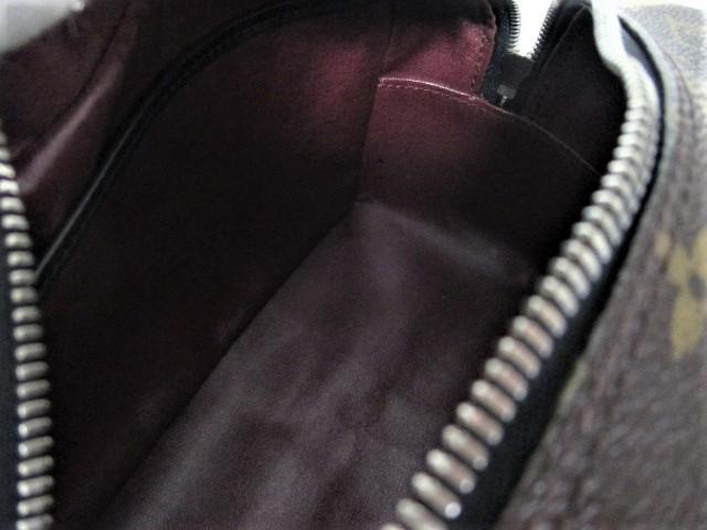 ☆LOUIS VUITTON ルイヴィトン モノグラム マカサー セカンドバッグ クラッチバッグ/メンズ☆美品_画像9