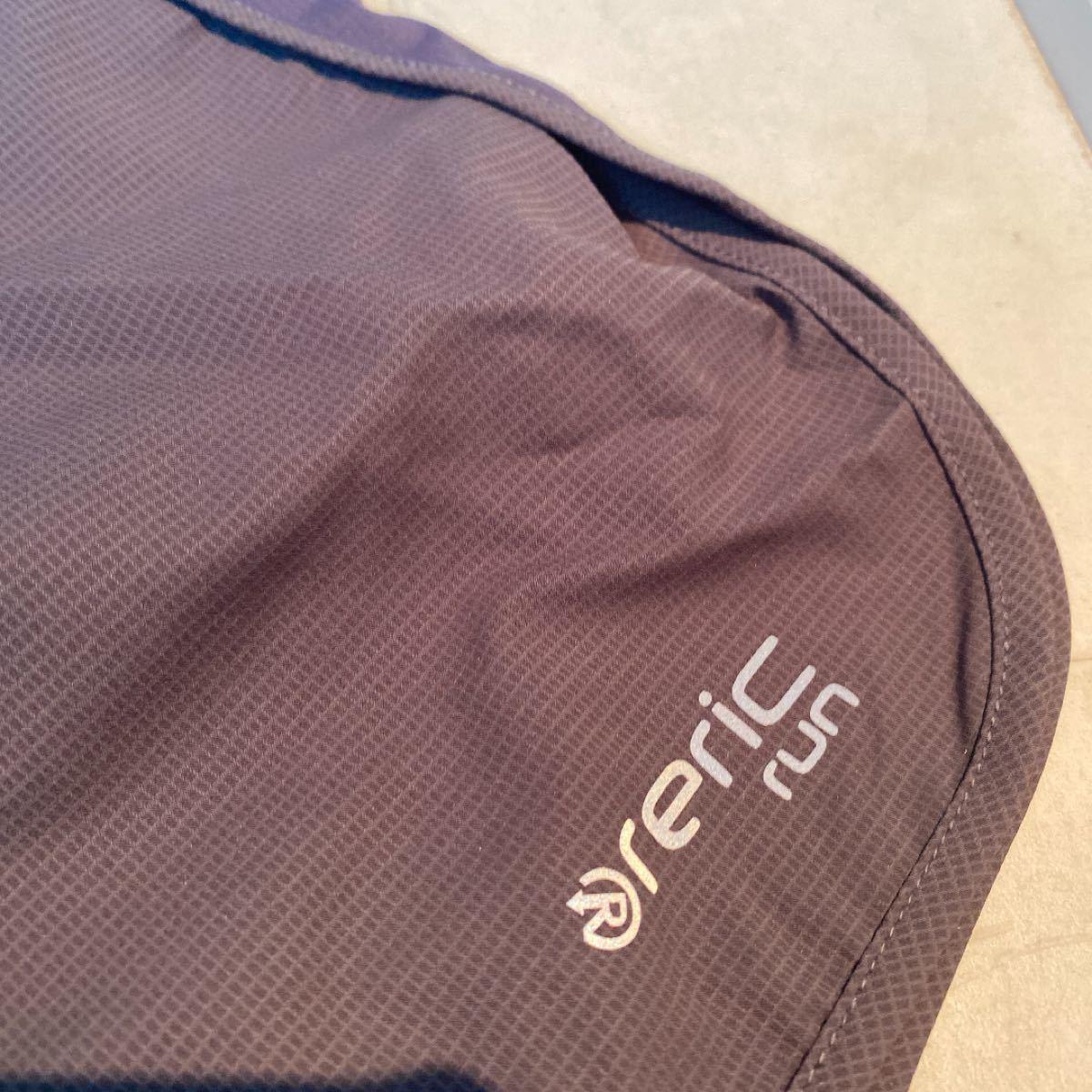 ランニングパンツ インナーパンツ一体型 新品 レリック reric ジョギング