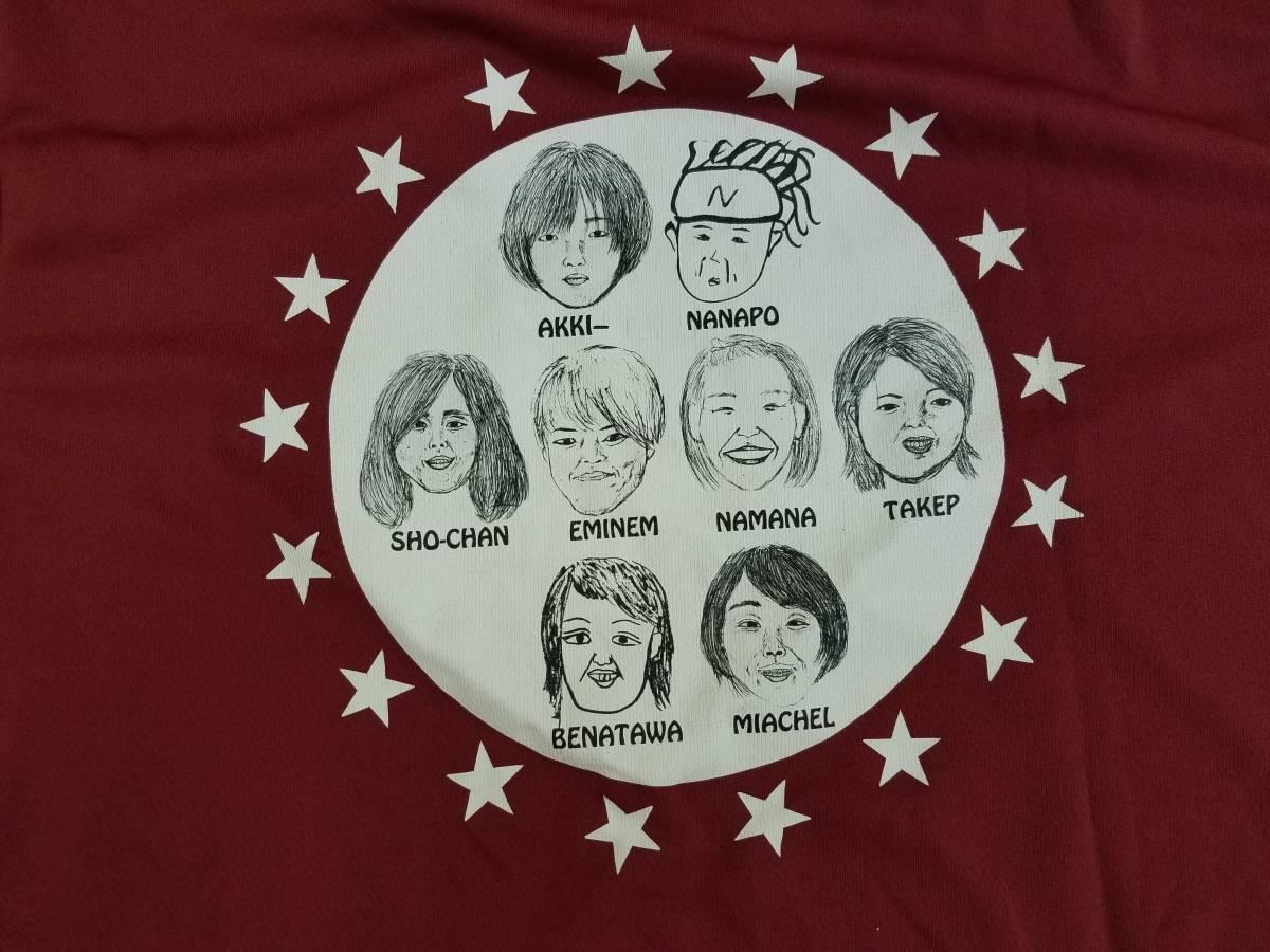 チャリティー 竹井奈美選手 オリジナルTシャツ 3