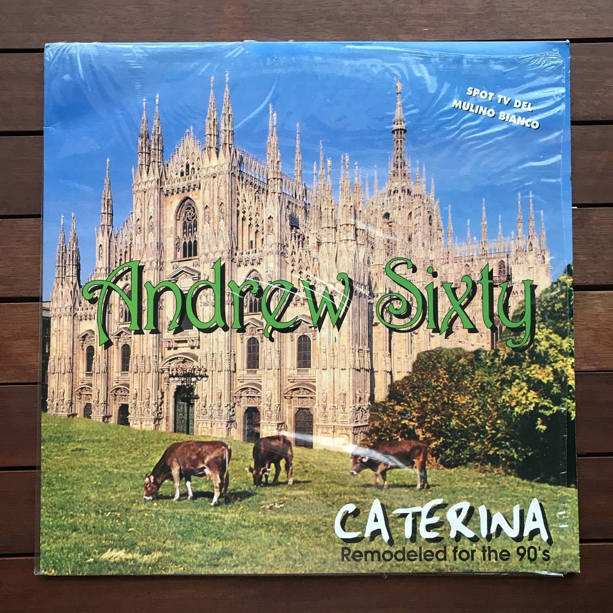 【r&b】Andrew Sixty / Caterina[12inch]オリジナル盤《9595》《1-2》
