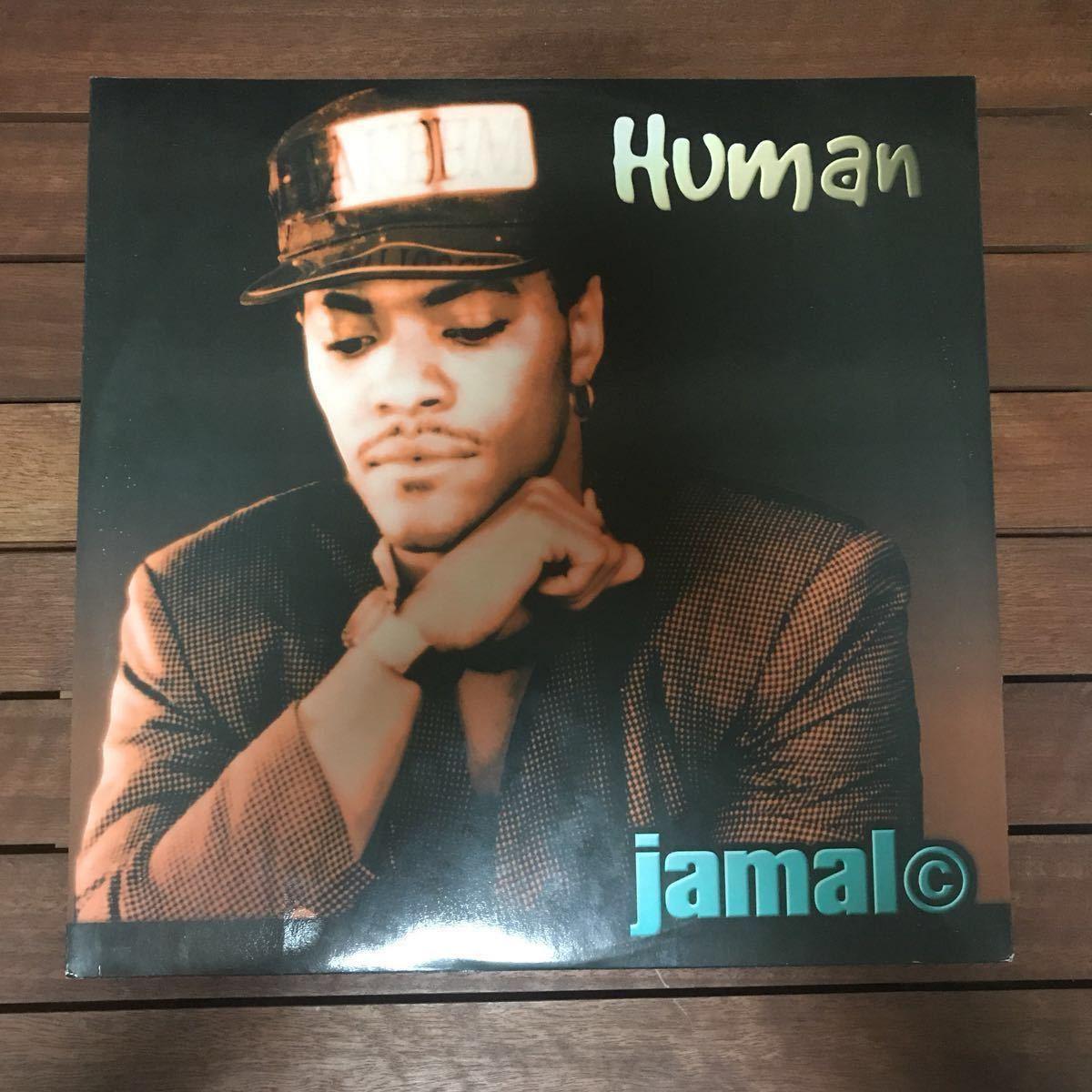 《☆》【eu-rap】Jamal C / Human [12inch]オリジナル盤《4-1-22》
