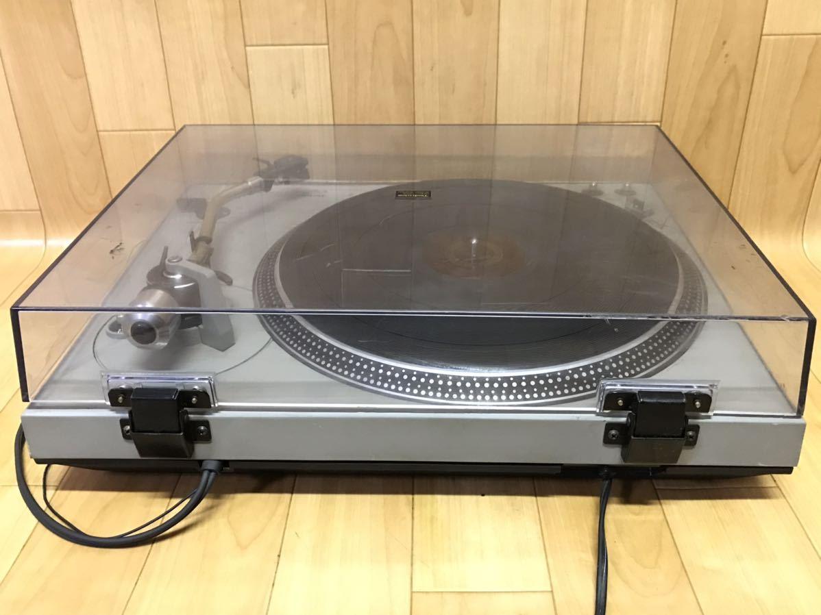 長野発!希少、当時物!Technics SL-1500 ターンテーブル レコードプレーヤー 現状ジャンク品_画像5