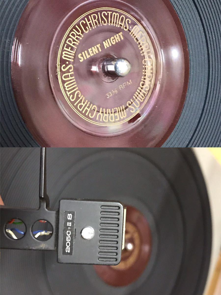 長野発!希少、当時物!Technics SL-1500 ターンテーブル レコードプレーヤー 現状ジャンク品_画像9