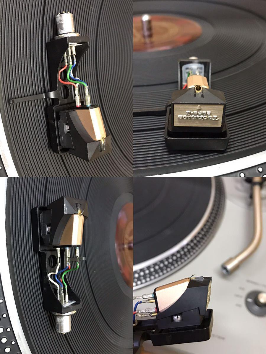 長野発!希少、当時物!Technics SL-1500 ターンテーブル レコードプレーヤー 現状ジャンク品_画像8
