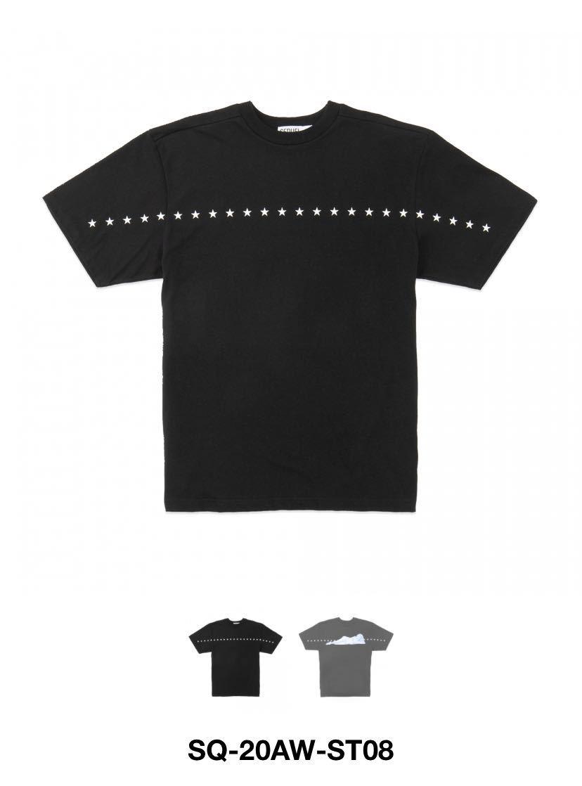 新品 XLサイズ SEQUEL SQ-20AW-ST08 Tシャツ シークエル FRAGMENT デニム フラグメント ダブルタップス ネイバーフッド_画像2