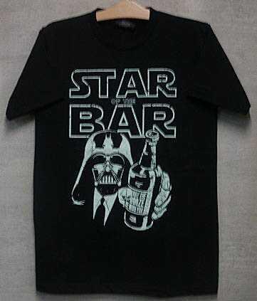 新品☆スターウォーズ☆黒L半袖☆ダースベイダー☆starwars☆スターバーTシャツ
