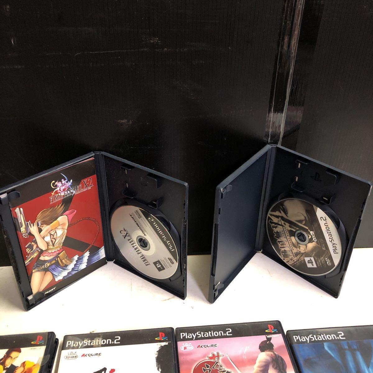 PS2 ゲームソフト 15本セット ぼくのなつやすみ2 ETERNAL STORY Ⅰ・Ⅱ 等 動作未確認 ジャンク扱い 格安売り切りスタート ま_画像7