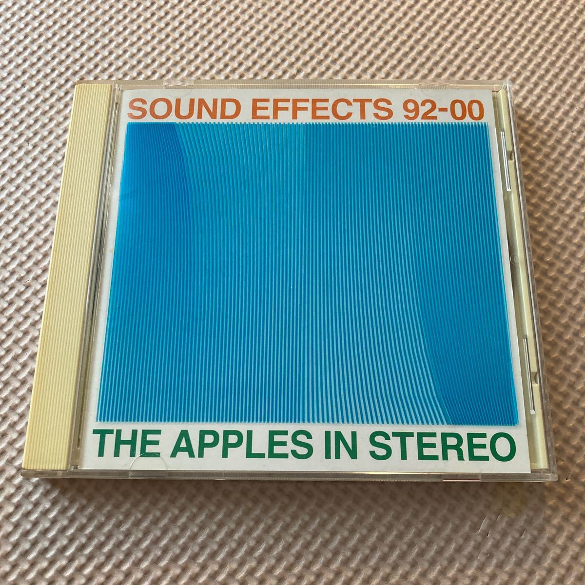THE APPLES IN STEREO SOUND EFFECTS92-00