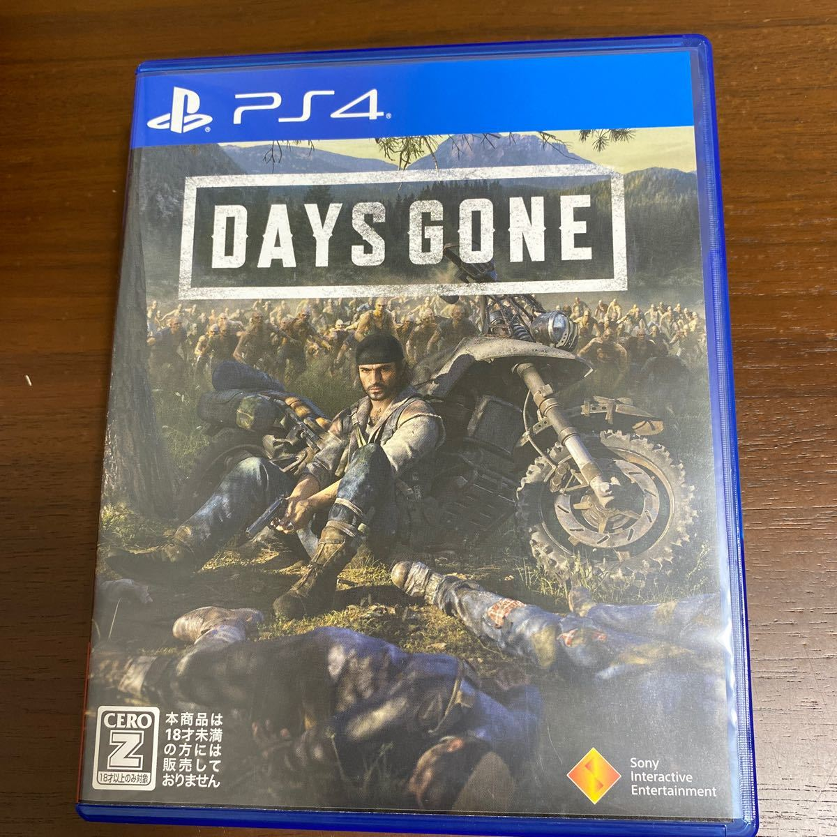 PS4ソフト デイズゴーン  DAYSGONE
