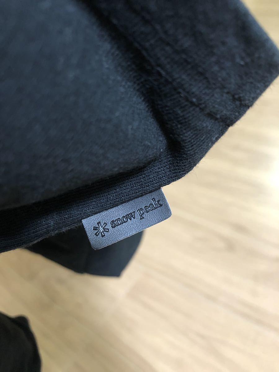 スノーピーク snowpeak キッズ Tシャツ サイズ1