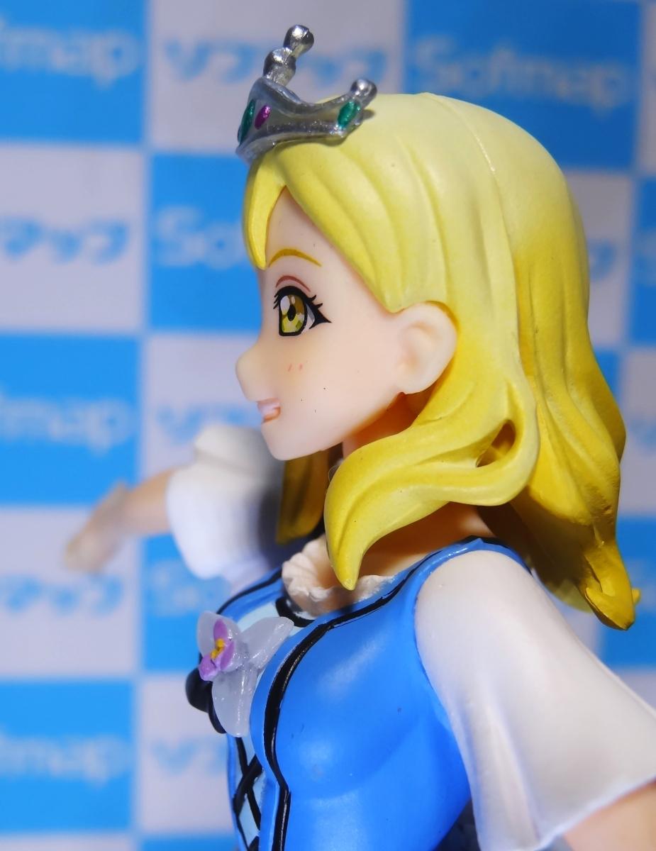 ◆ 小原鞠莉 WATER BLUE NEW WORLD Gasha Portraits ラブライブ! サンシャイン!! 08 ガシャポートレイツ ◆