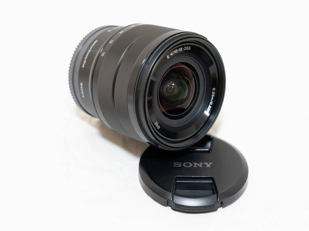 【メーカー保証あり】SONY E10-18mm F4 OSS ソニー SEL1018