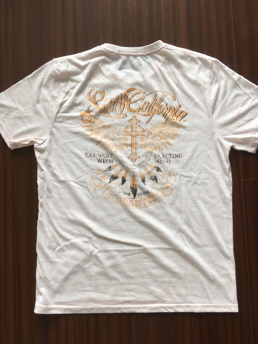 【古着】【中古】【送料無料】Tシャツ:半袖:LLサイズ(XL):メンズ:男性:夏