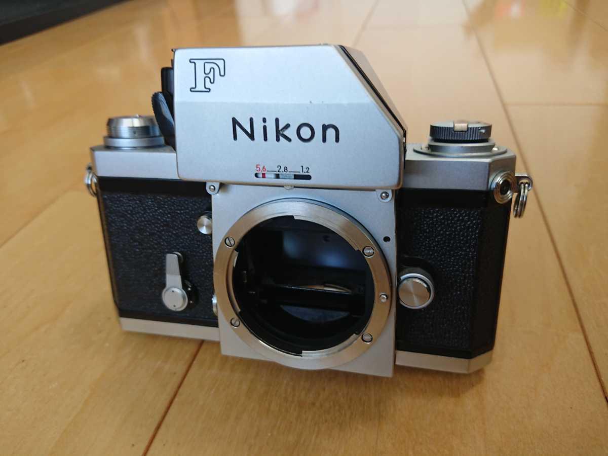 ニコンF フォトミック FTN 69番台 Nikon