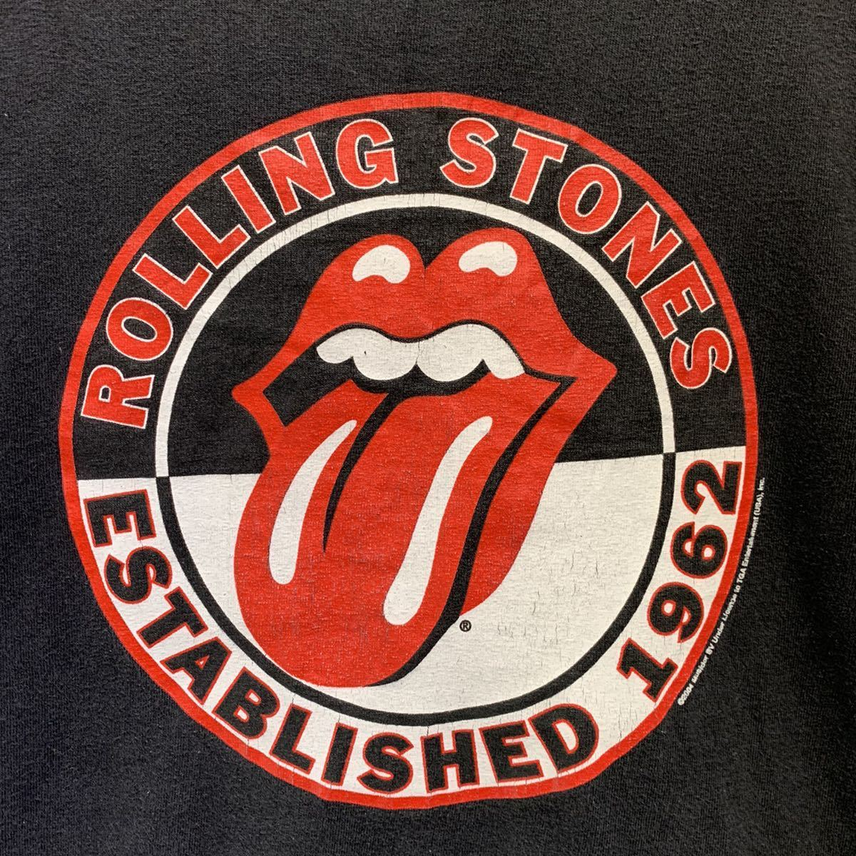 '04 Rolling Stones バンド Tシャツ ヴィンテージ / 古着 バンT USA AC/DC Guns N' Roses Metallica Pink Floyd SLAYER 80s 90s