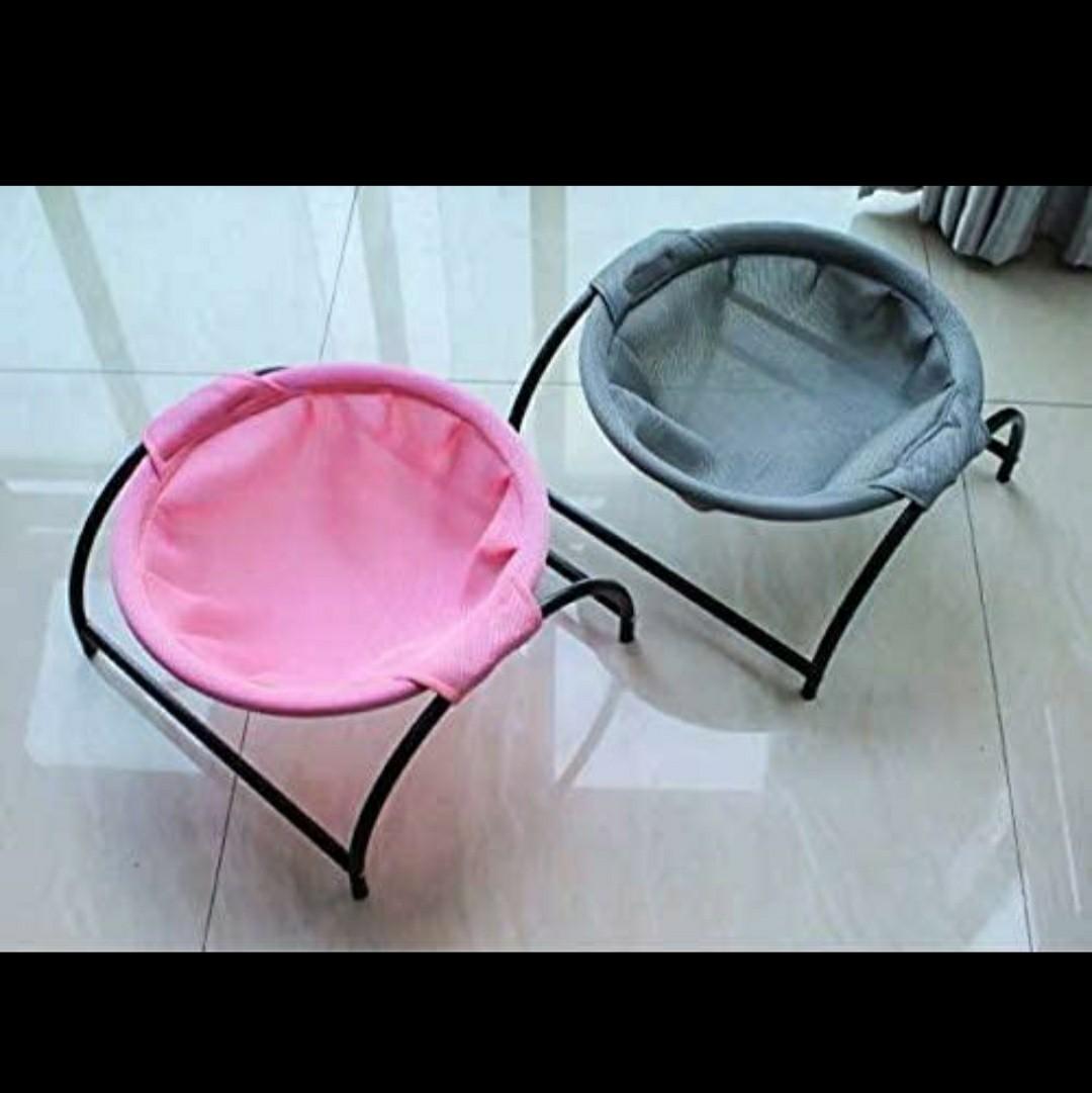 【新品未使用】猫ベッド ハンモック 自立式 猫寝床