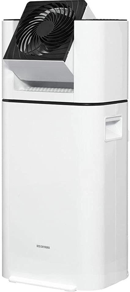 送料2000円 IJD-I50 サーキュレーター衣類乾燥除湿機 アイリスオーヤマ IRIS ホワイト 白 _画像1