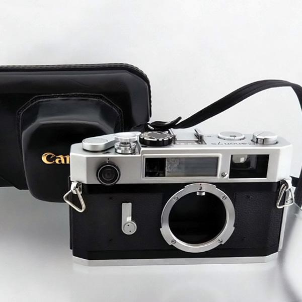希少 キャノン 7S型 Canon MODEL 7S レンジファインダーカメラ