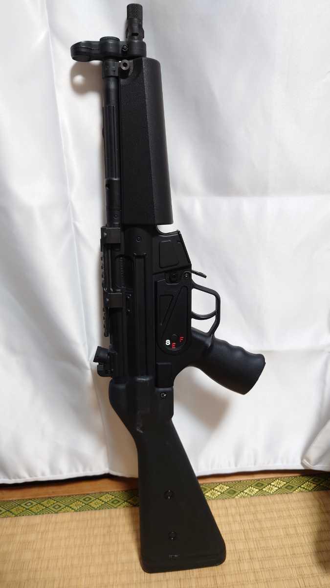 CYMA MP5 SEFロア 固定ストック FET(xcortech)