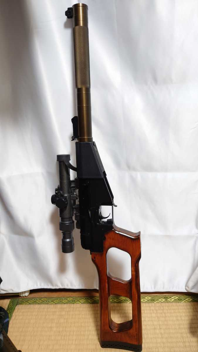 King Arms VSS スコープ付き 難有り