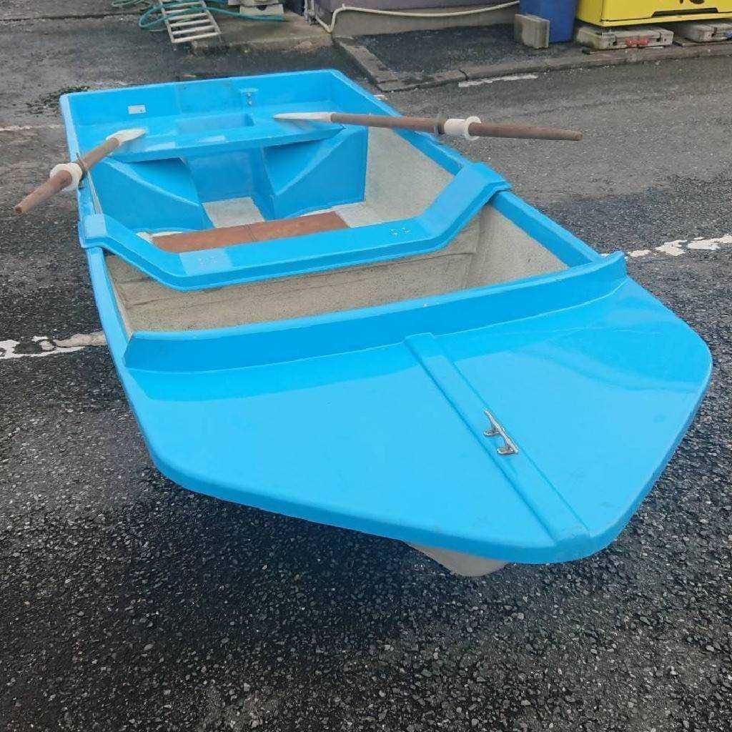 「YANASE NEW Seagull 2分割ボート」の画像1