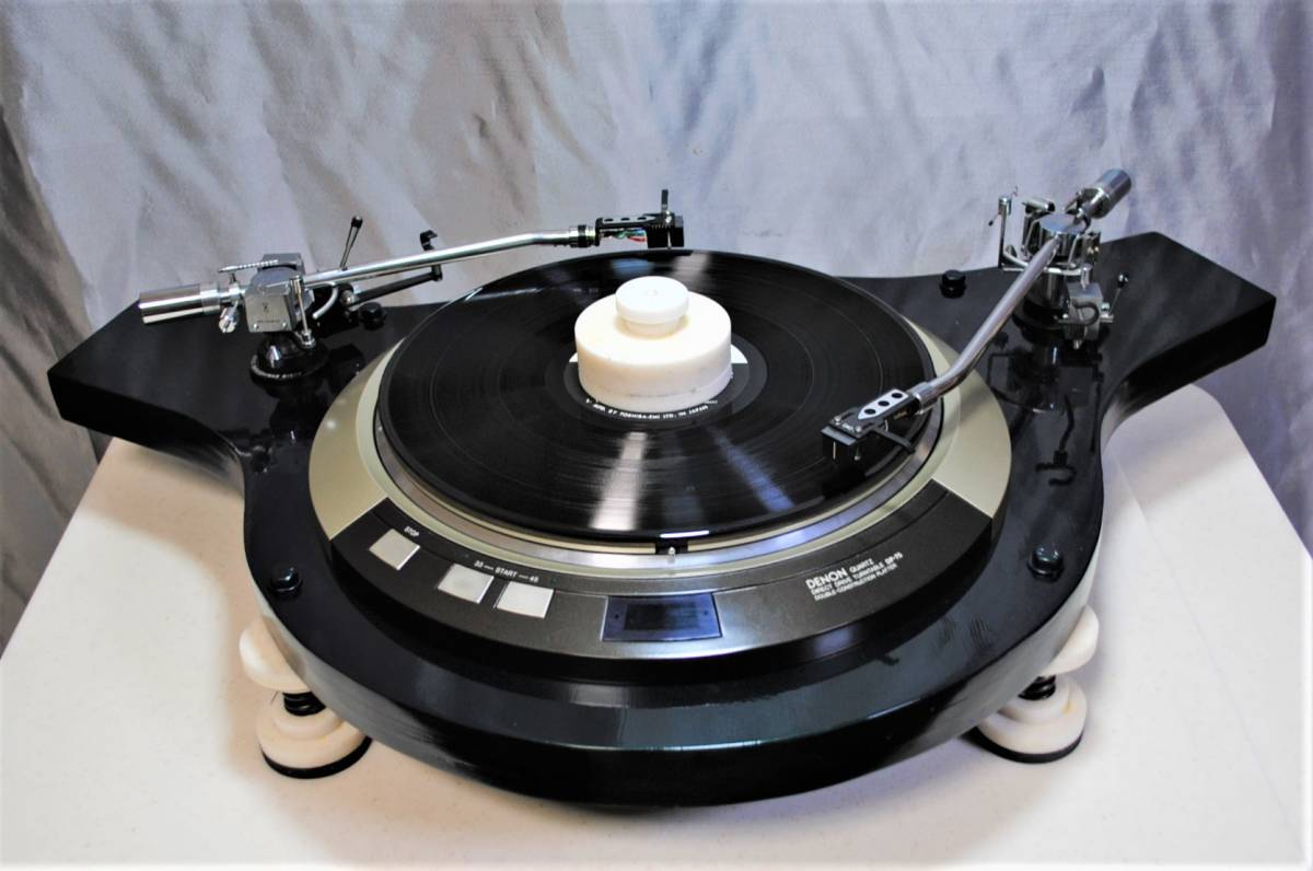 Running Limited Saec / Saec Twin Arm (WE-308SX + 308L) + Denon DP-75 Self-made Player
