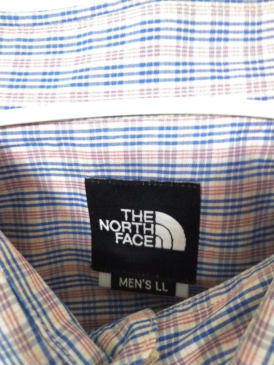 【THE NORTH FACE ザ・ノースフェイス】シャツ