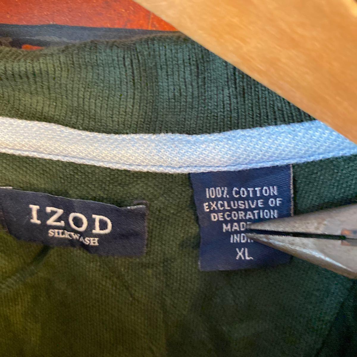 1円スタート ポロシャツ クールビズ まとめ売り 大量セット 6枚セット ワーク スタッフ アメリカ古着 XL _画像4