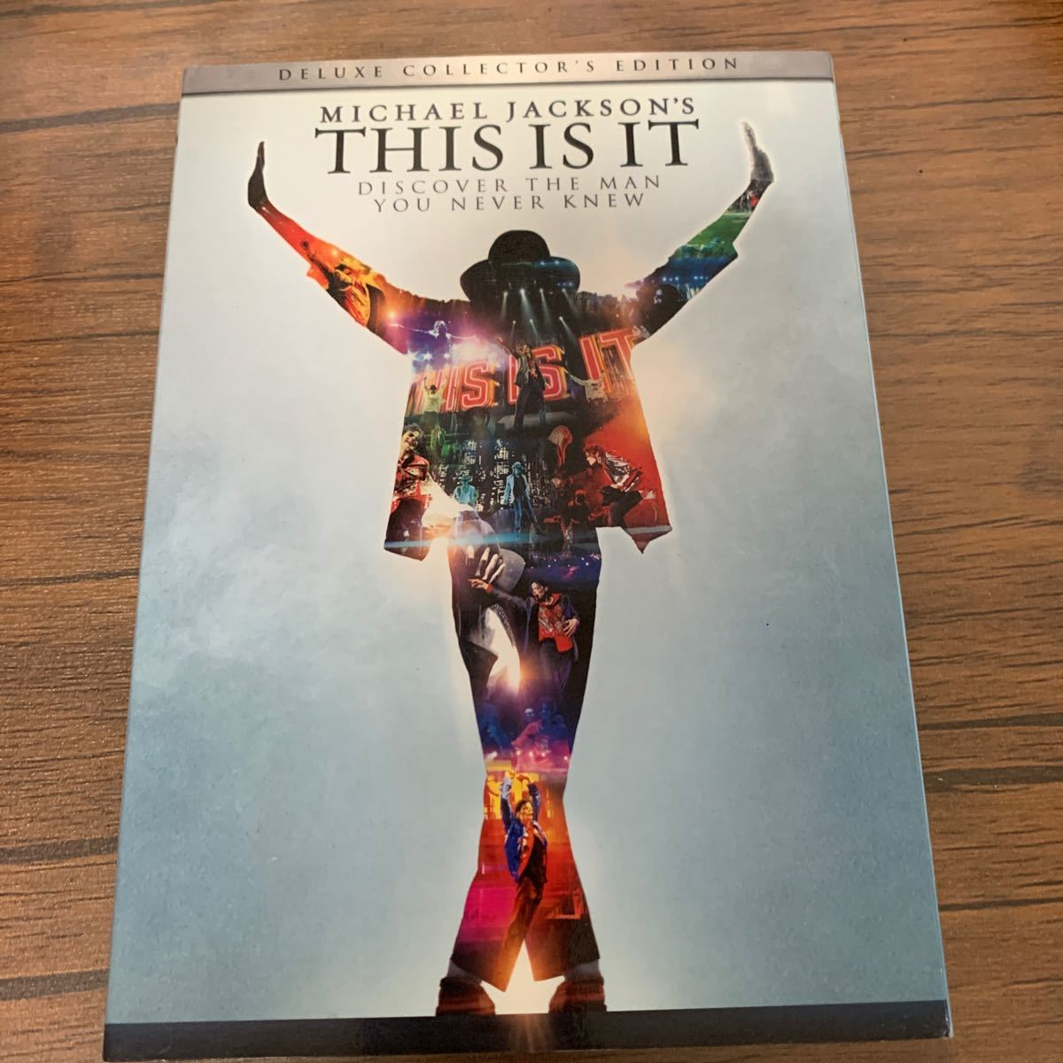 マイケルジャクソン/THIS IS IT デラックス・コレクターズ・エディション
